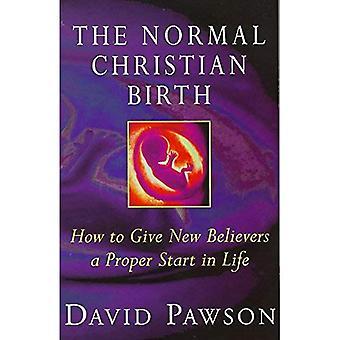 Normala Christian födelse