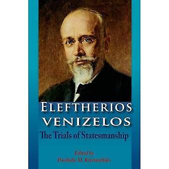 Eleftherios Venizelos: Os ensaios de estadista (guias de estudo de política)