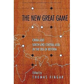 Det nye store spillet (studier av Walter H. Shorenstein Asia)