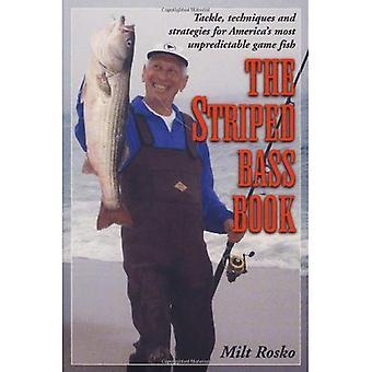 Striped Bass Book