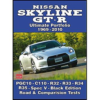 Nissan Skyline GT-R ultieme Portfolio, 1969-2010