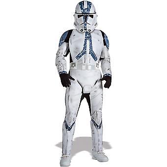 Star Wars Clonetrooper Çocuk Kostüm