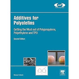 Additives for Polyolefins by Tolinski & Michael