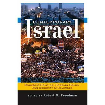 Contemporary Israel by Robert O Freedman