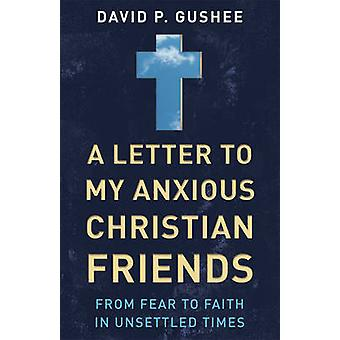 A Letter to My Anxious Christian Friends - From Fear to Faith in Unset