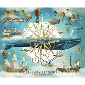 Ocean Meets Sky by Terry Fan - 9781481470377 Book