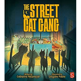 The Street Cat Gang by Catherine Metzmeyer - 9781912233762 Book