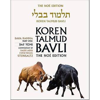 Koren Talmud Bavli - Bava Kamma Part 1 - English - Daf Yomi - Vol. 23 b