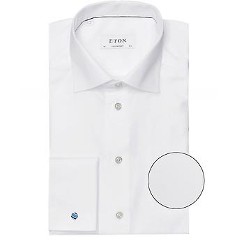 Eton Contemporary Fit Double Cuff Shirt