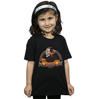 Marvel Girls Ghost Rider Robbie Reyes Racing T-Shirt
