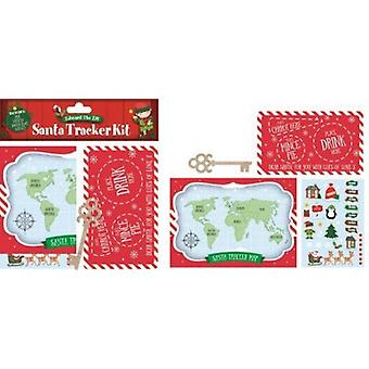 Zestaw Santa Tracker
