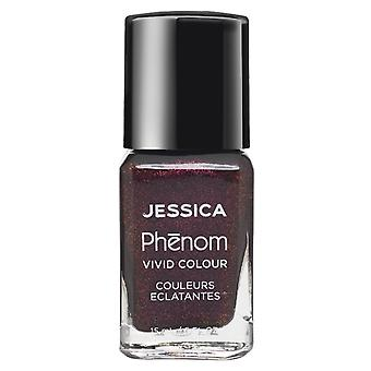 Jessica Phenom Vivid Colour Weekly Winter Nail Polish Collection - Embellished 15mL