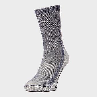 New Smartwook Men's Hiking Medium Socks Grey