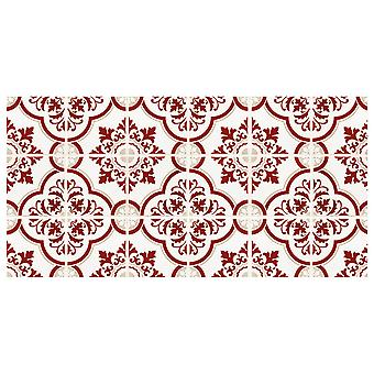 Hapro Vinyl carpet Hapro Estoril red (Decoration , Carpets)