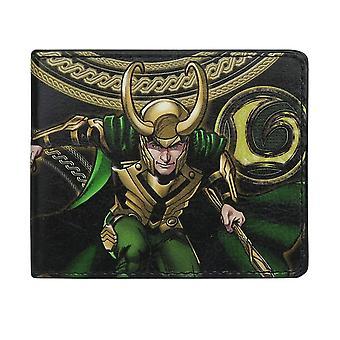 Loki Zepter Bi-Fold Brieftasche