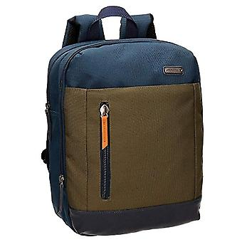 Pepe Jeans Mixed Backpack Casual - 36 cm - 11.66 liters - Multicolor (Varios Colores)