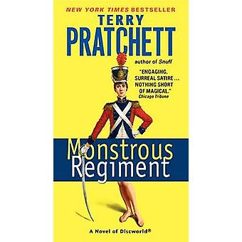 Monstrous Regiment by Terry Pratchett - 9780062307415 Book