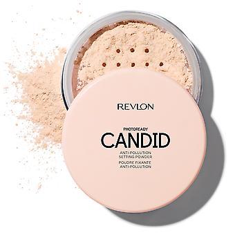 Revlon Photoready anti forurenings indstilling pulver #002-medium til kvinder