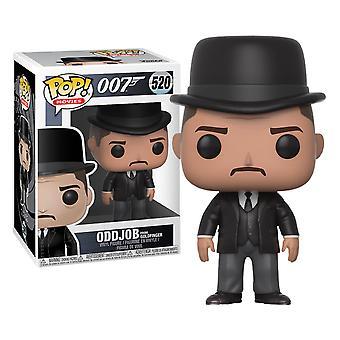 James Bond Oddjob Pop! Vinyl
