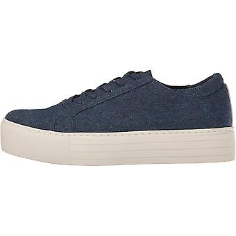 Kenneth Cole New York Womens Abbey stof lage top Lace up Fashion sneakers