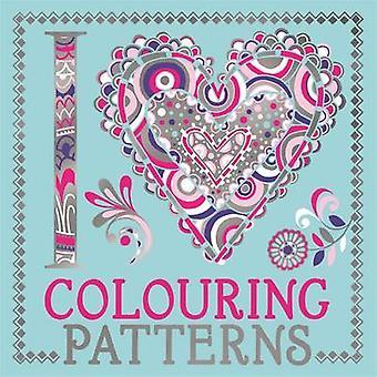 I hjärta färgning-mönster-9781780554068 bok