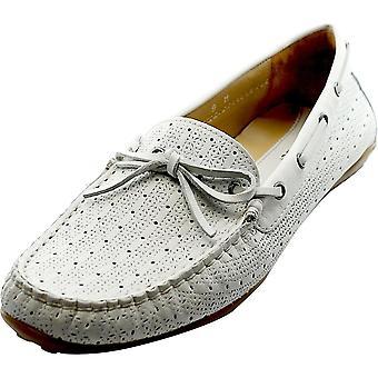 Vaneli Womens Abez Fabric Closed Toe Loafers
