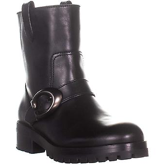 Coach Womens Leighton Fermé Toe Ankle Cold Weather Boots