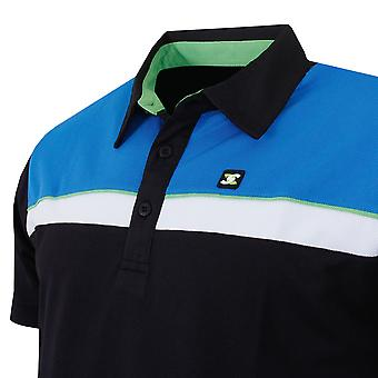 Stuburt Mens Urban Casual Panel Short Sleeve Performance Golf Polo Shirt