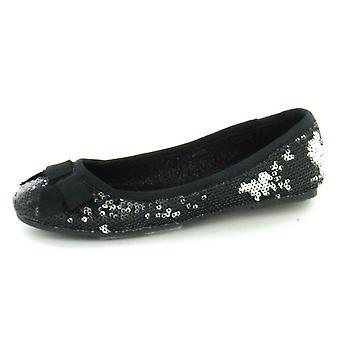 Spot on Flat Sequin balerina cipő H2178
