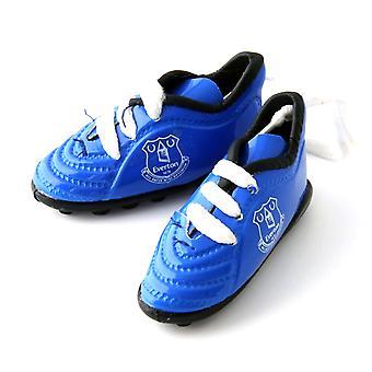 Everton FC Boots Car Hanger