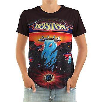 Born2rock - boston - boston t-shirt