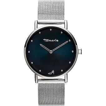 Tamaris - Wristwatch - Anda - DAU 36mm - Silver - Women - TW045 - Silver Blue