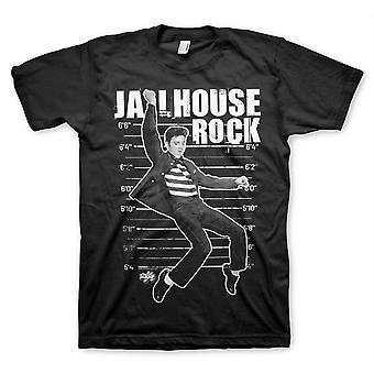 Elvis Presley Jailhouse rock officiell T-shirt
