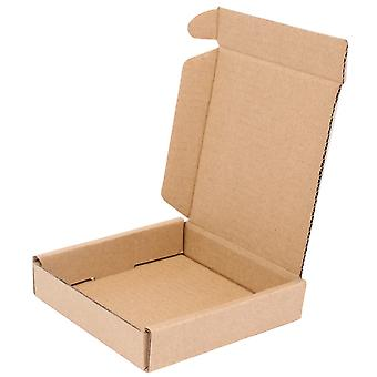 C7 Size Postal Pip Box Royal Mail Large Letter Cardboard Postal Mailing Box, 5pcs