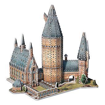 3D puzzle - harry potter hogwarts great hall 850pc puzzle
