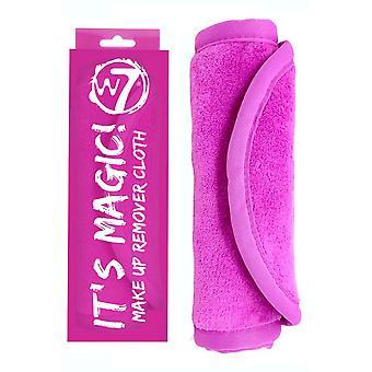 W7 Cosmetics It's Magic! Make up Remover Cloth