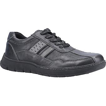 Fleet & Foster Mens Harrison Lace Up Durable Casual Shoes