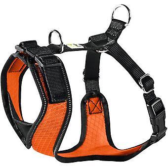 Hunter Manoa Vario Schnelles Hundegeschirr orange