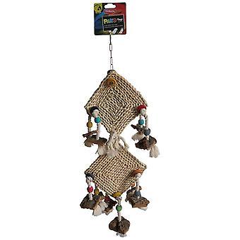 Tyrol Sisalcarpet Toy  Pako Beak (Birds , Toys)