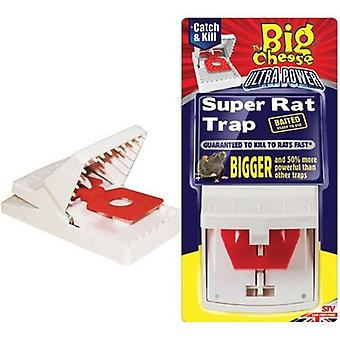The Big Cheese Ultra Power Super Rat Trap