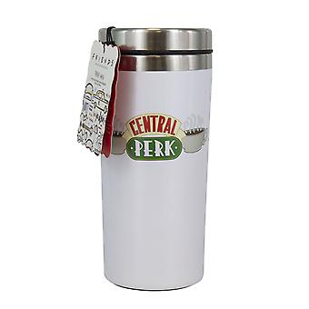 Friends Central Perk Stainless Steel Travel Mug Reuseable Cup Insulated 450ml