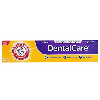 Arm & hammer dental care advance cleaning toothpaste, fresh mint, 6.3 oz