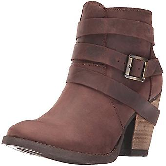 Mas Artisan Womens BROOKIE Leather Closed Toe Ankle Fashion Boots