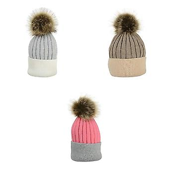 HyFASHION Adults Luxembourg Luxury Bobble Hat