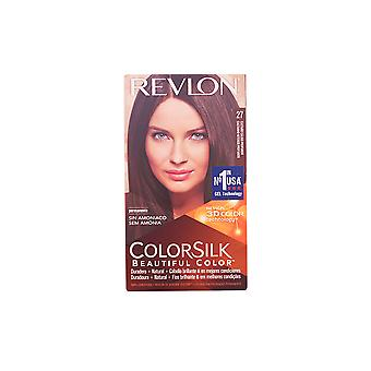 Revlon Colorsilk Tinte #27-castaño Calido Profundo para as mulheres