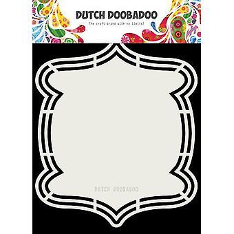Niederländisch Doobadoo niederländische Form Art Gabriella A5 470.713.185