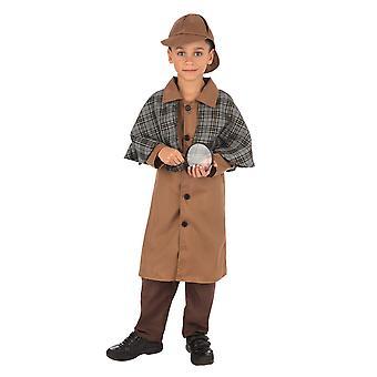Bristol Novelty Boys Detective Costume