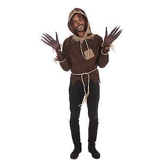 Bristol Neuheit Herren Vogelscheuche Halloween Kostüm