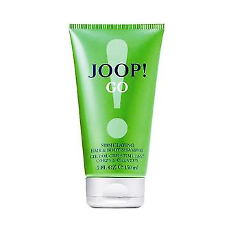 Joop! Go Stimulating Hair & Body Shampoo 150 ml