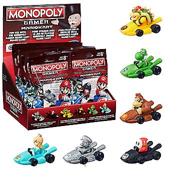 24-pack Monopoly Gamer Mario Kart Power Pack Personages Game Pieces